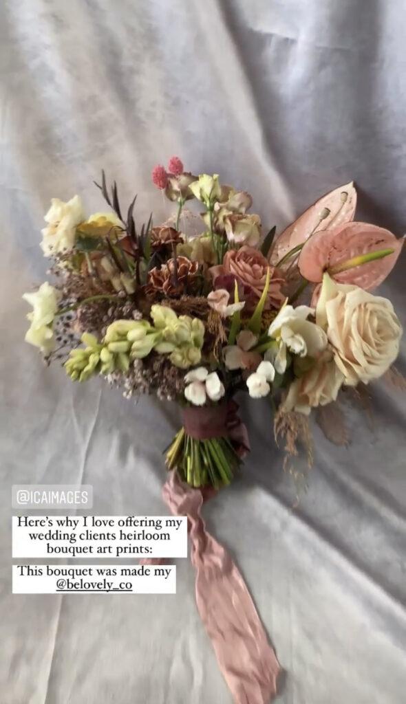 Washington DC Bouquet Preservation