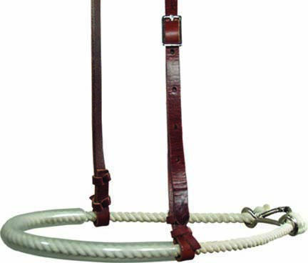 2010 noseband single rope plastic cover