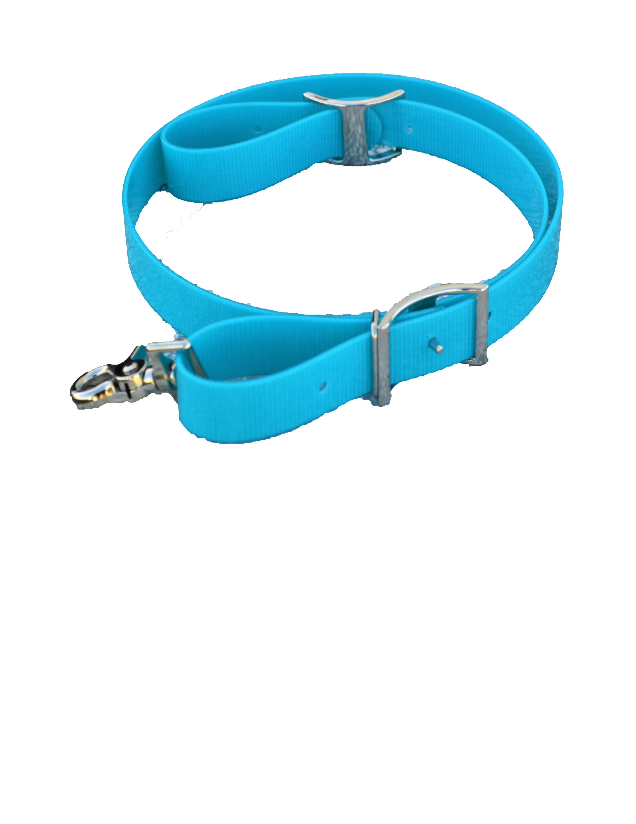 733-BIO-BLUE BIO Thane Tie Down Blue