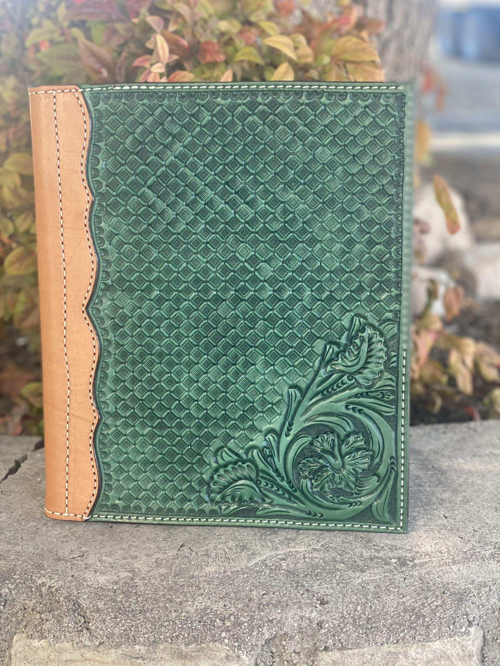 Turquoise Combo tooled  Portfolio