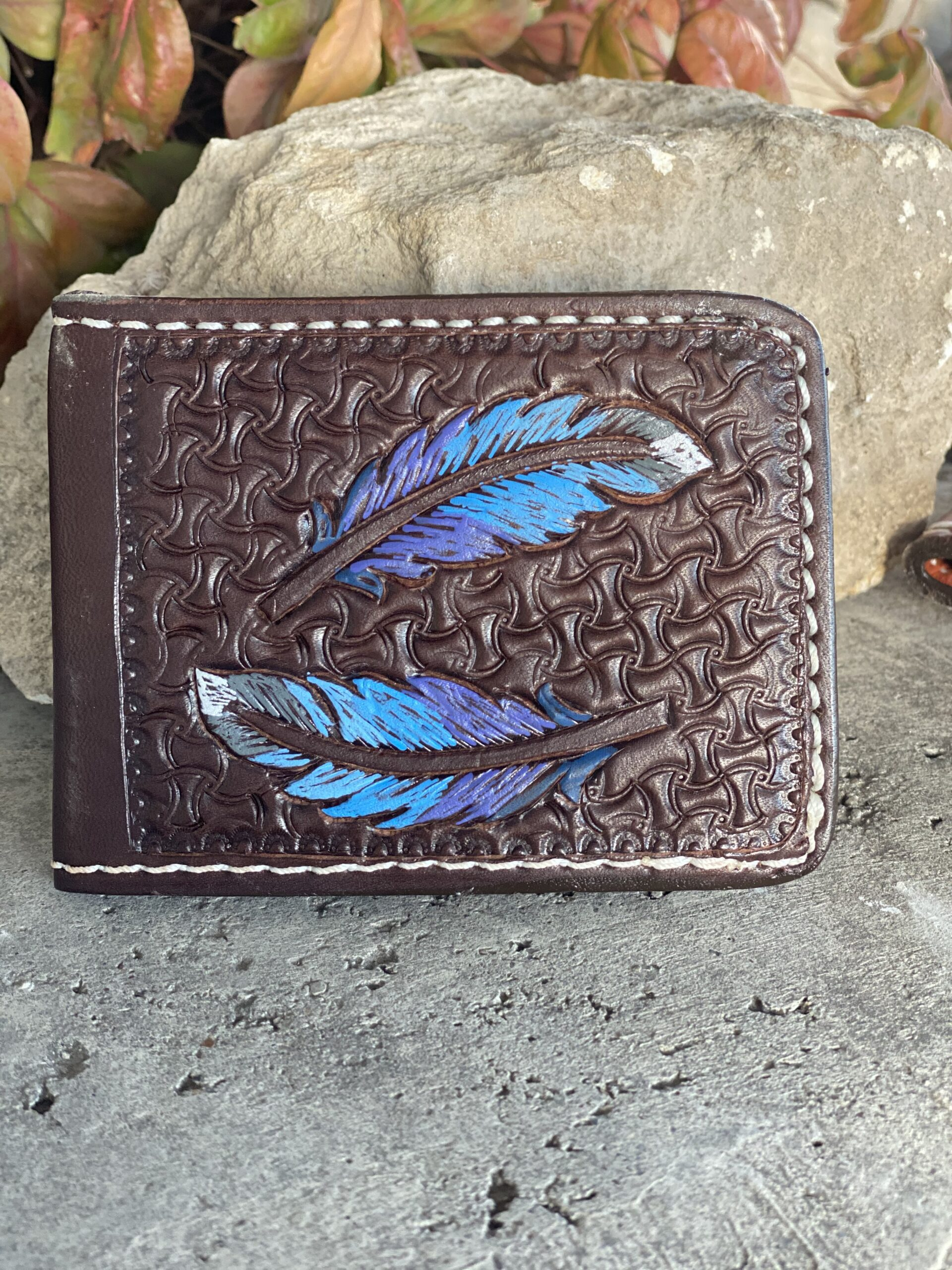 Feather Wallet