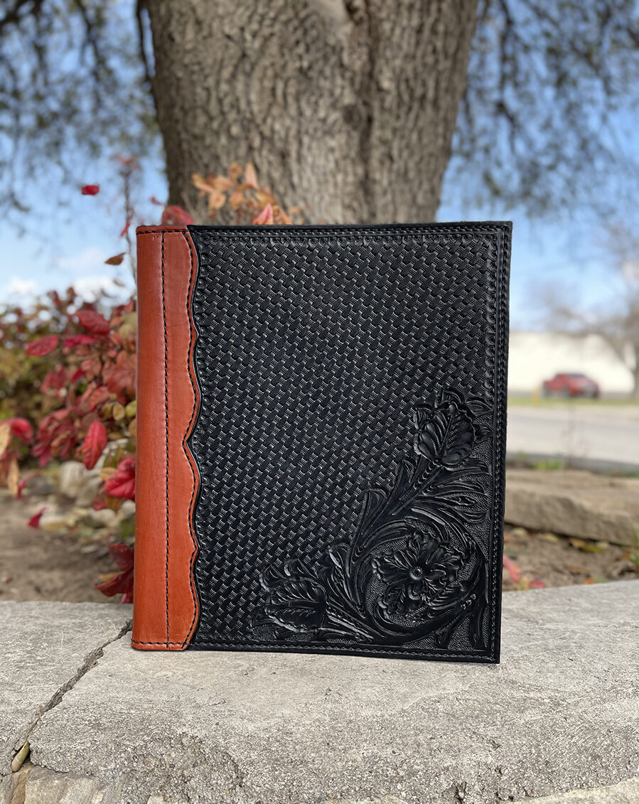 Portfolio black combo tooled