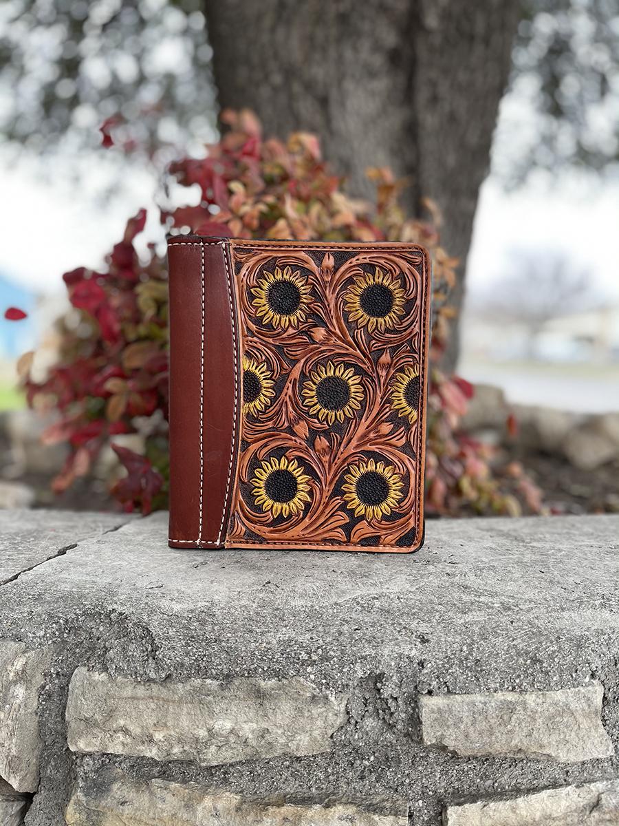 Sunflower mini portfolio
