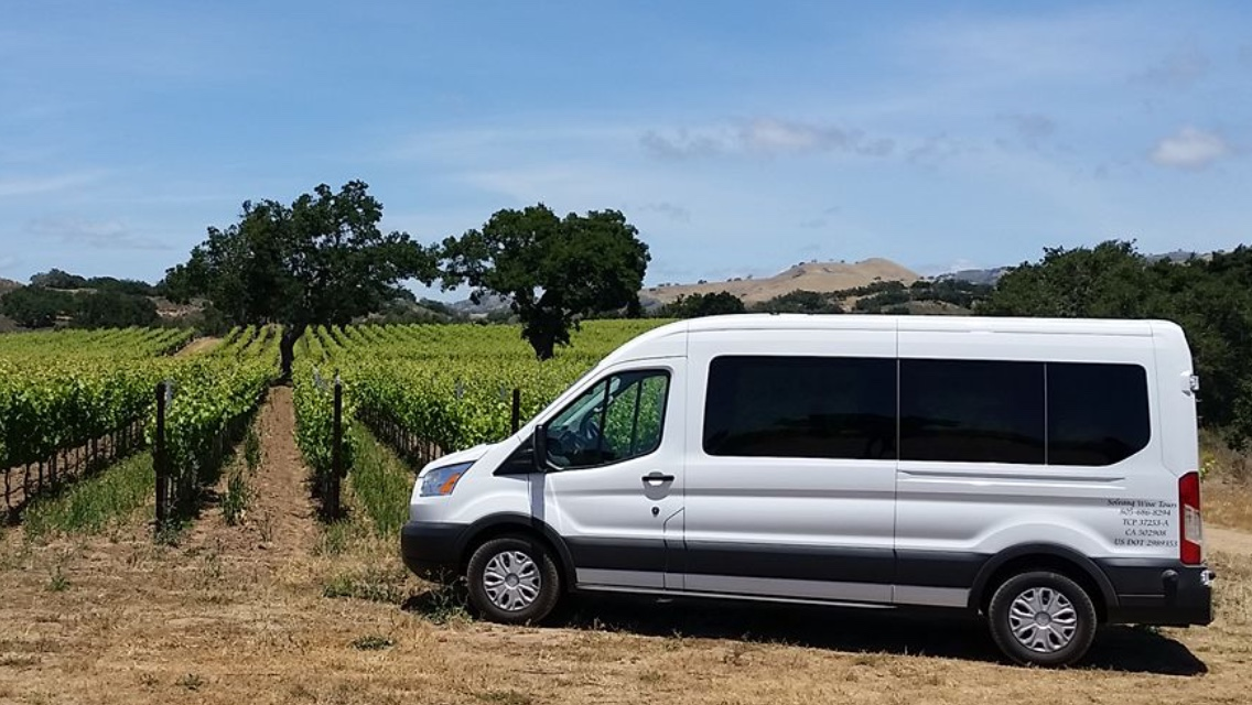 Weddings, Wine Tours, Special Events, Corporate Events
