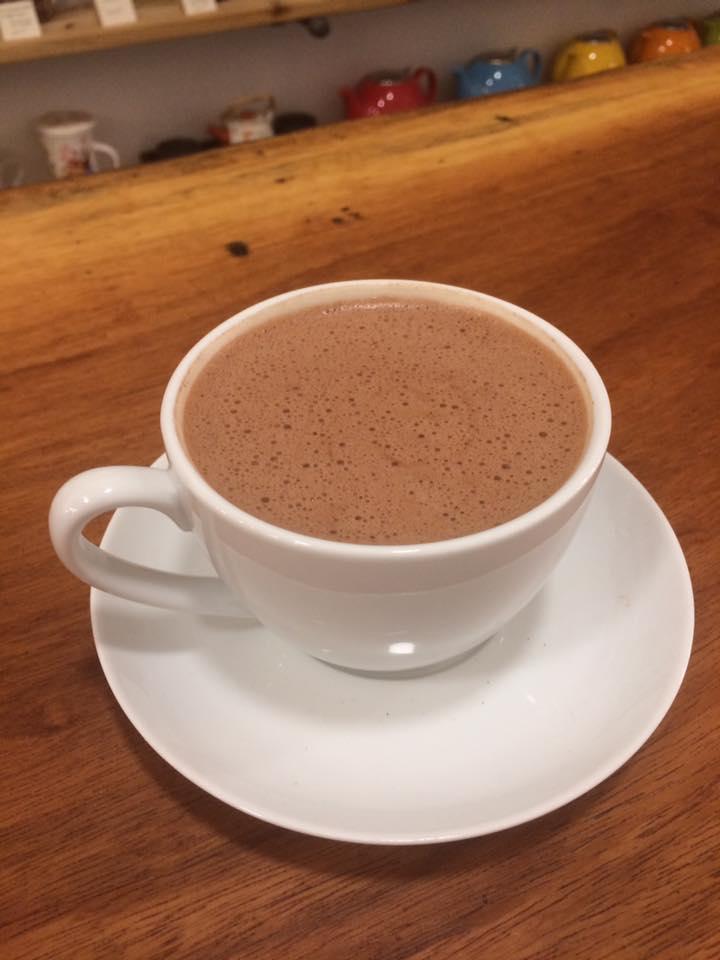 real hot chocolate wisdom dark chocolate