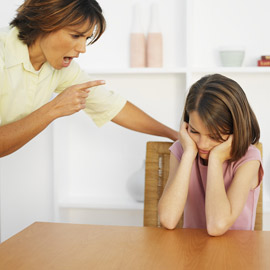 How to Overcome the Yelling Mom!