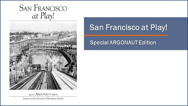 The Argonaut - SF at Play