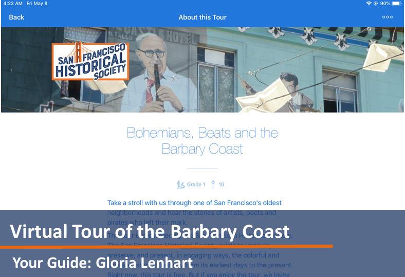 City-Explorer SF - Barbary Coast