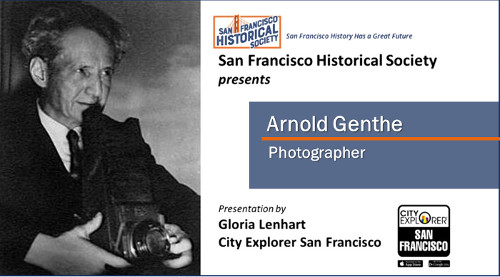 Arnold Genthe - Photographer