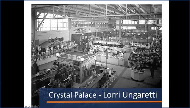 SFGS Program - Crystal Palace Lorri Ungaretti