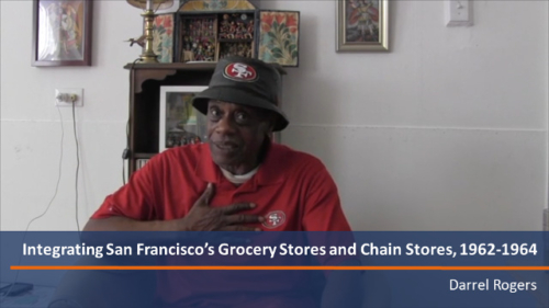 Integrating SF Grocery stores