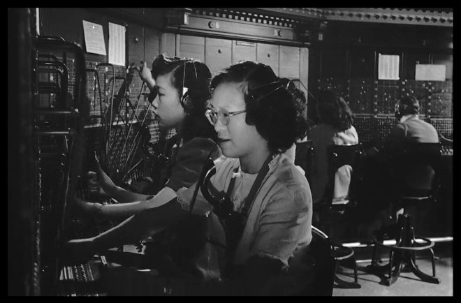 Chinese Telephone Exchange