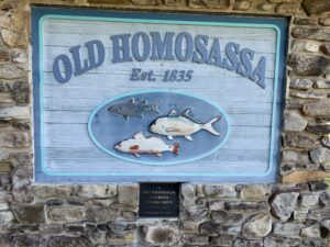 old homosassa