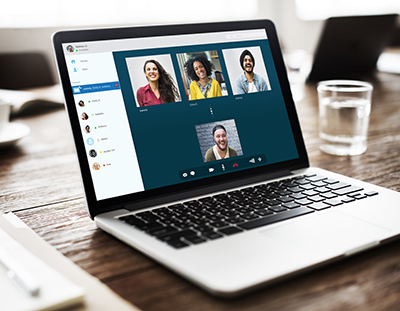 Grant Gamble Business Consulting | Blog | Mindful Leadership | Setting the Stage for Meaningful Interactions and Effective Communication | Virtual Meeting Image