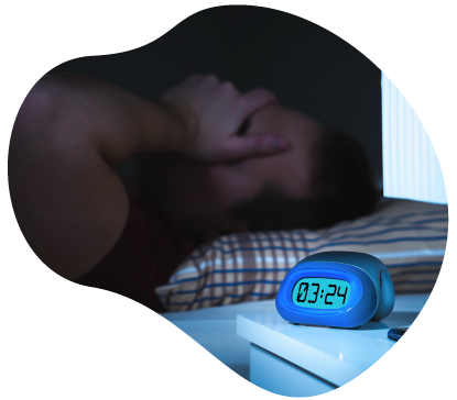 Do you fall asleep in 30 minutes or less?
