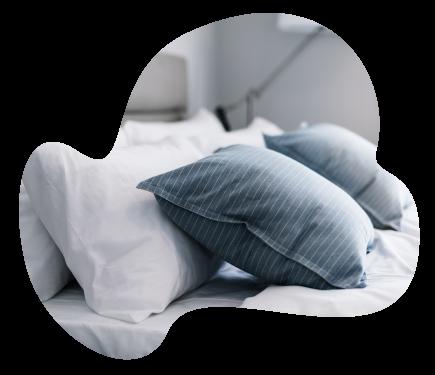 Do you sleep on a high quality mattress and pillow?