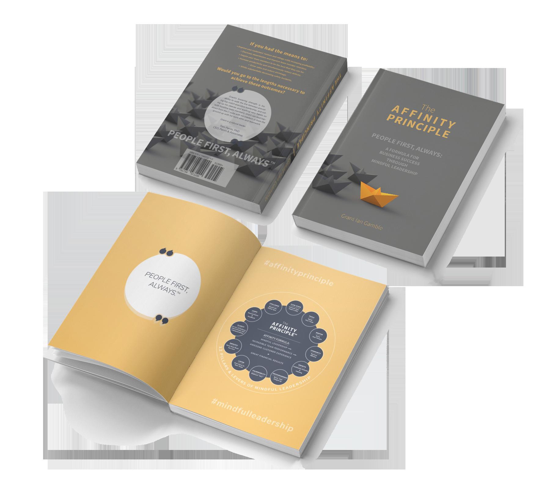 The Affinity Principle   Business Mindful Leadership   Grant Ian Gamble