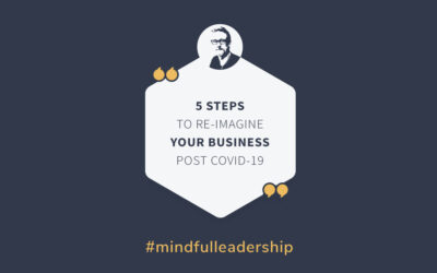 5 Steps to Re-Imagine Your Business Post COVID-19