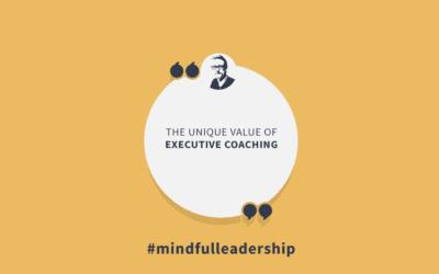 The Unique Value of Executive Coaching
