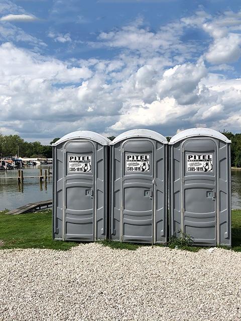 Pitel Septic Portable Toilets