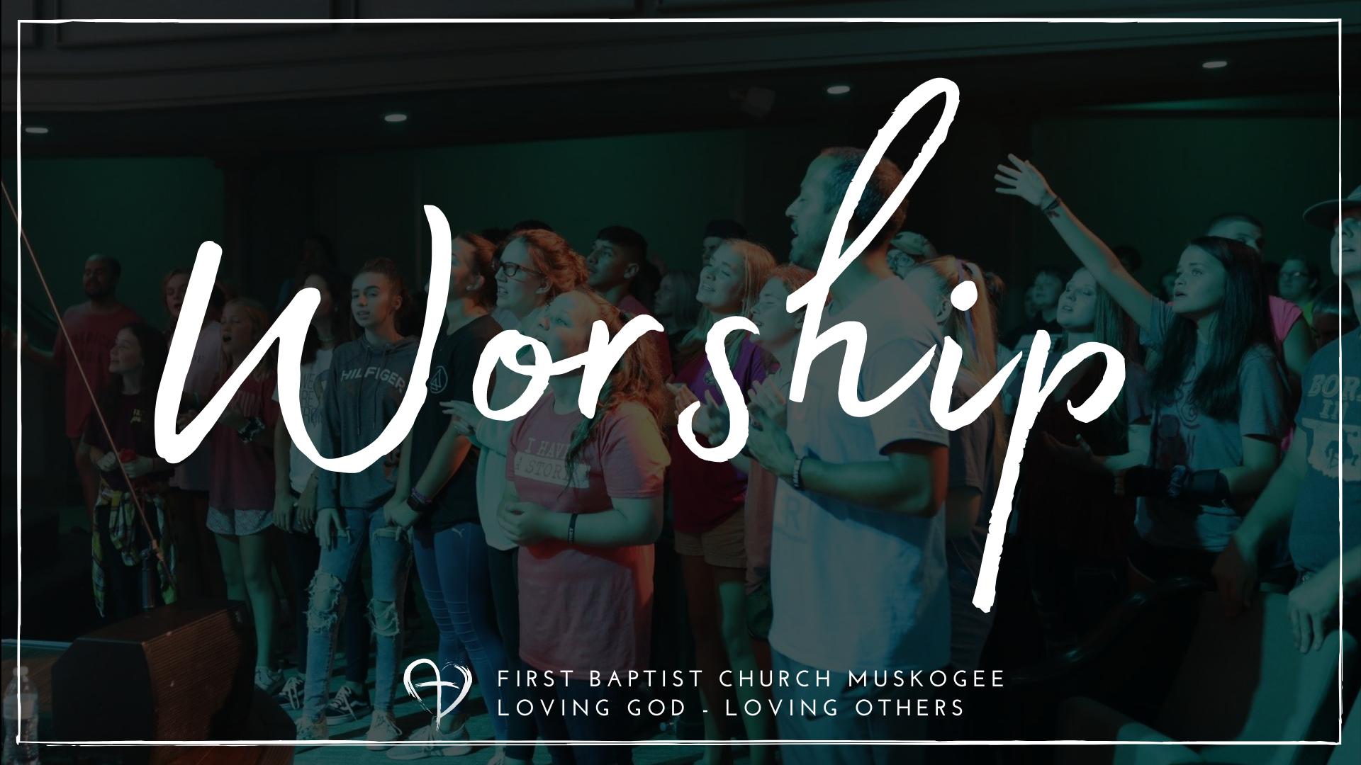 Worship Logo