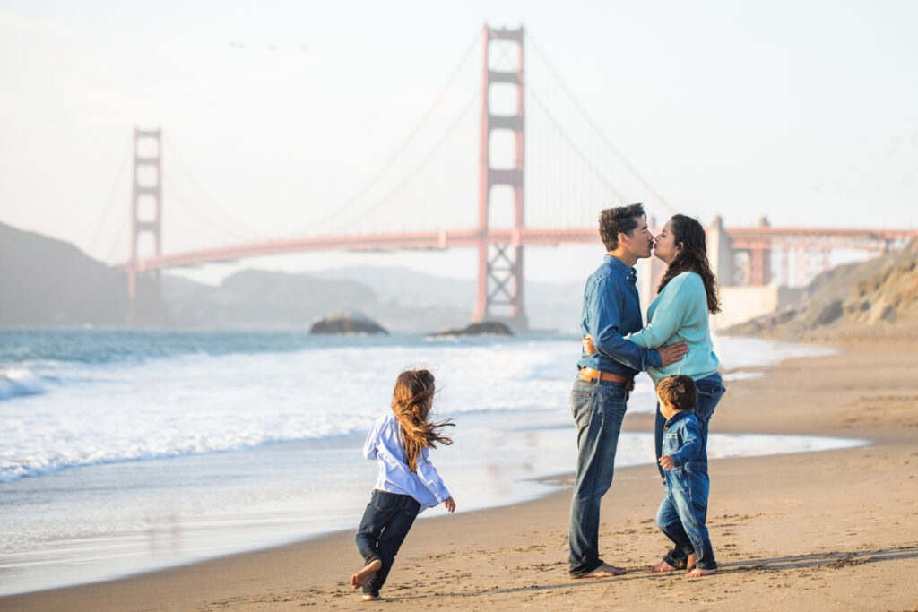 family photographer San Francisco