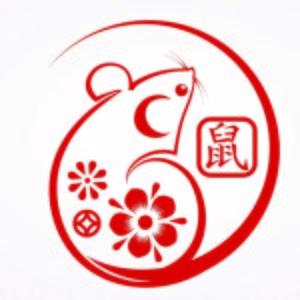 Chinese Rat Logo