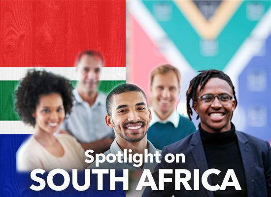 Spotlight on South Africa