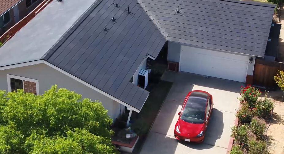 Tesla Roofing Power