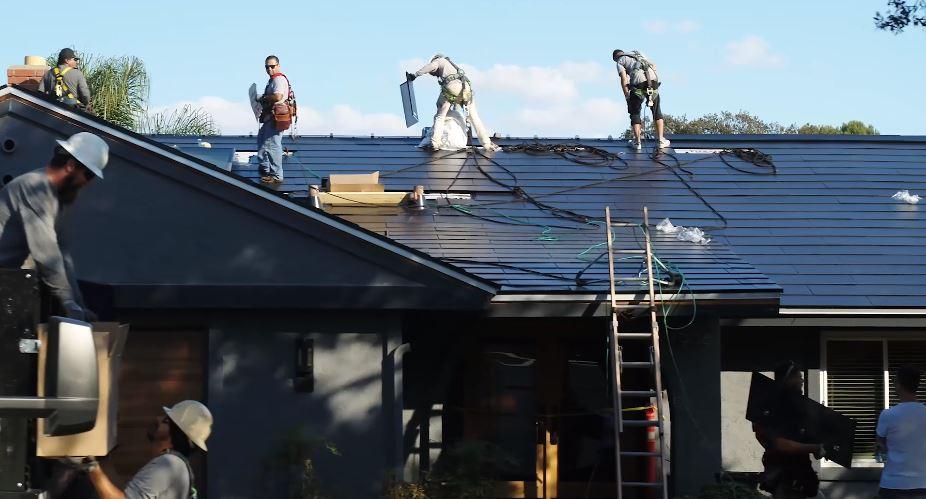 Tesla Roofing Installers PA NJ