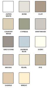 siding-colors