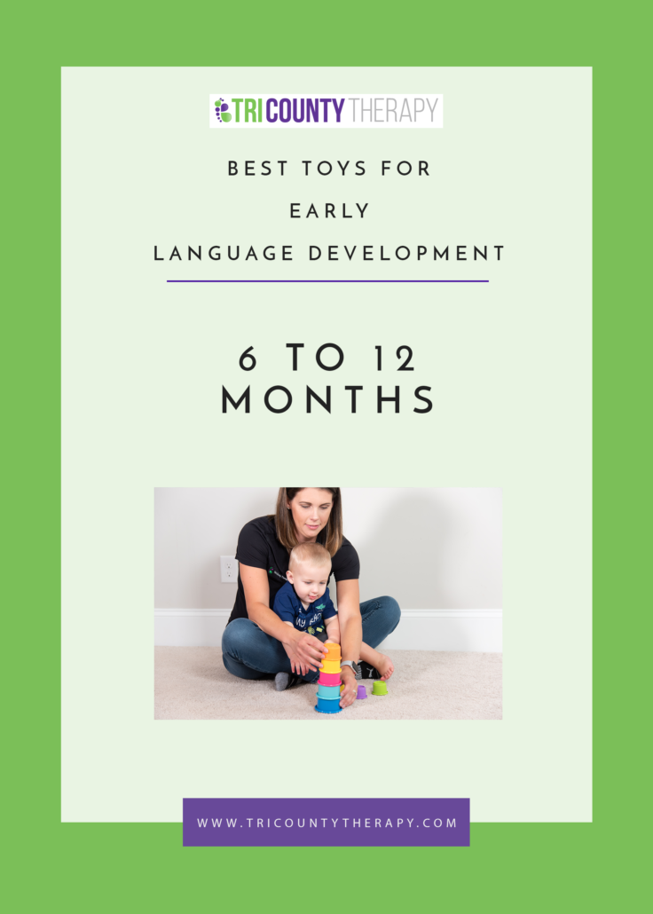 Best Toys for Early Language Development: 6-12 Months