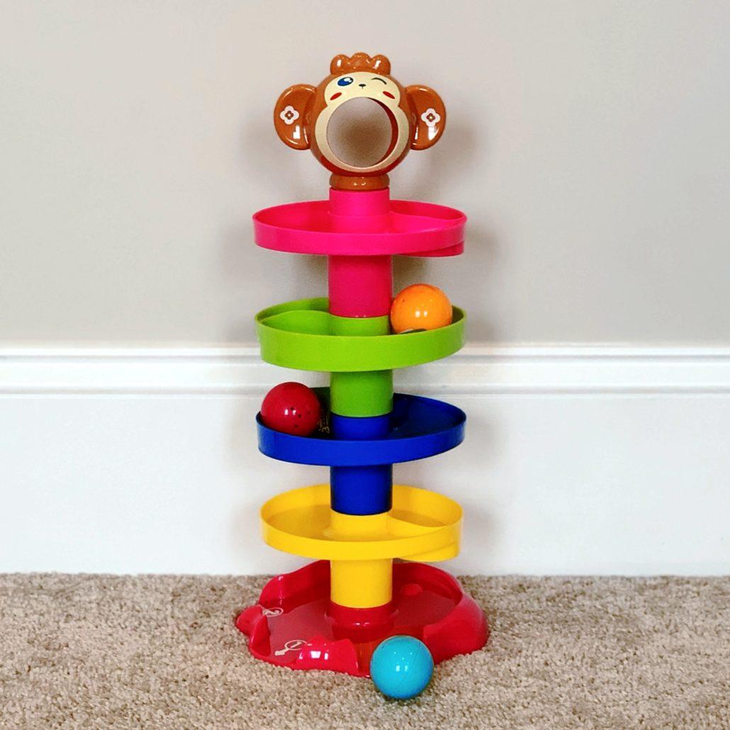 Ball Drop Tower