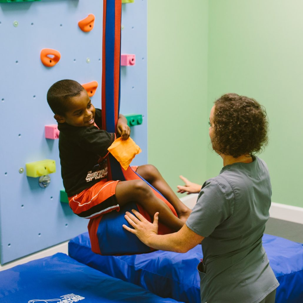 Referrals to Occupational Therapy