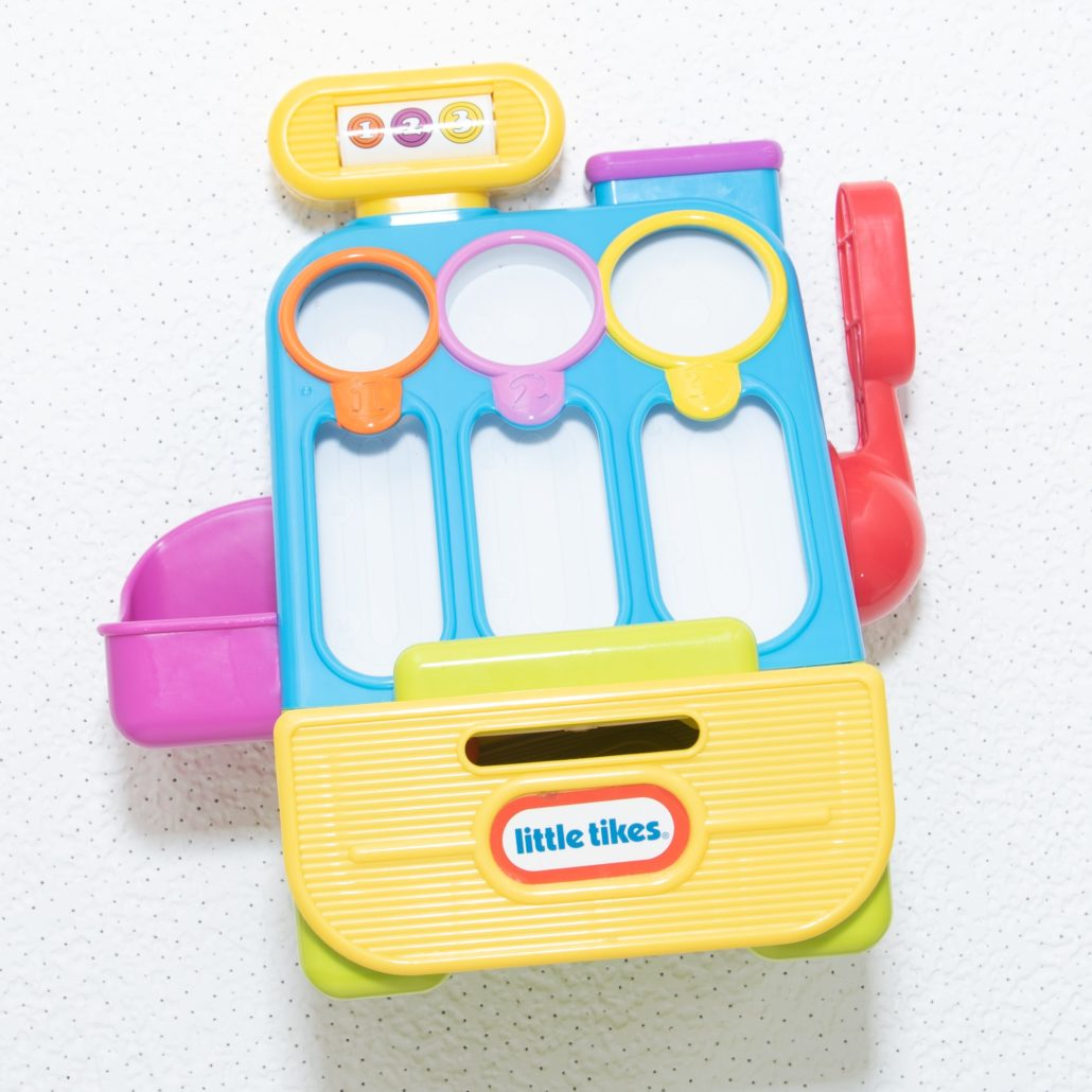 Little Tikes Count and Play Cash Register