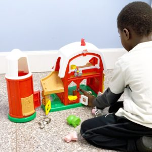 Tri County Therapy, Toy Club
