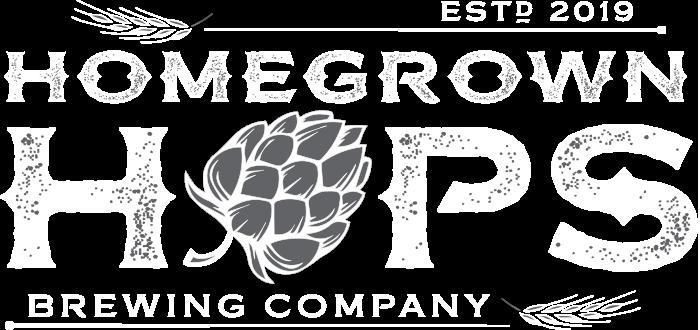 Homegrown Hops Logo
