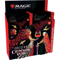 Magic the Gathering - Innistrad: Crimson Vow - Collector Booster Box