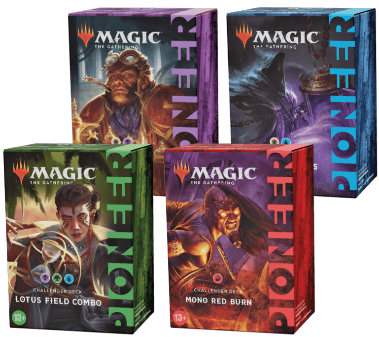 Magic the Gathering – Pioneer Challenger Deck 2021