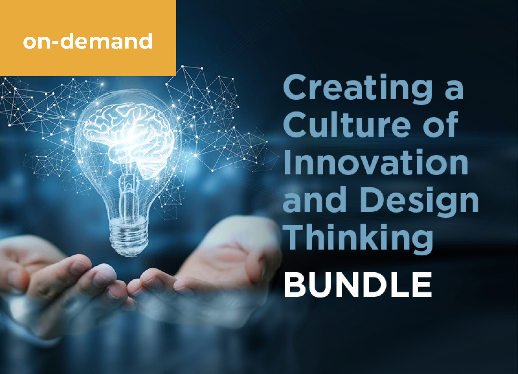 Creating a Culture of Innovation and Design Thinking Bundle