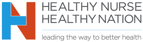 Healthy Nurse, Healthy Nation. Leading the way to better health.