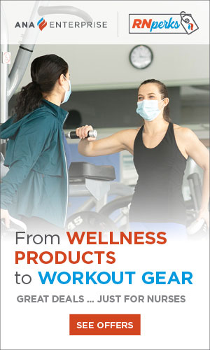 From Wellness Products to Workout Gear. Great Deals just for Nurses. ANA Enterprise. RN Perks
