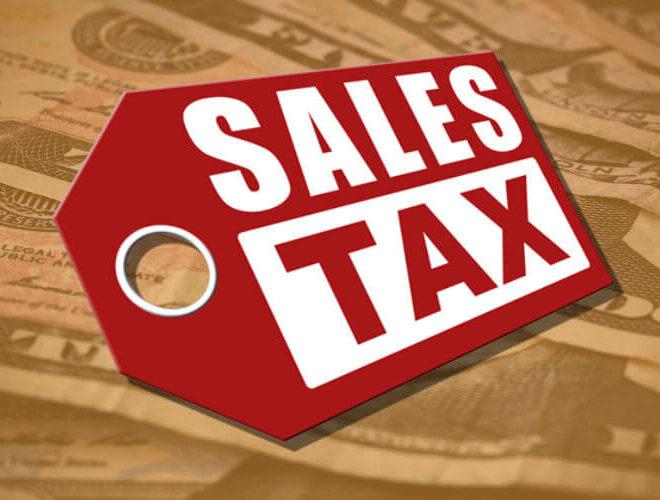 Canadian Sales tax