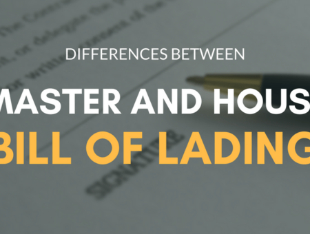 THE DIFFICULTIES OF A MASTER BILL OF LADING
