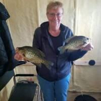 George Wells Fishing Trips Crappie Fishing Trip