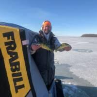 George Wells Fishing Trips Ice Fishing Fun