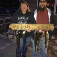 George Wells Fishing Trips Leech Lake Fishing Trip