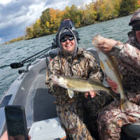 Fishing Trip Longville Area