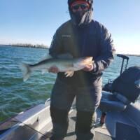 George Wells Fishing Trips Lakes Area