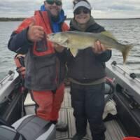 George Wells Fishing Trips WabedoLake